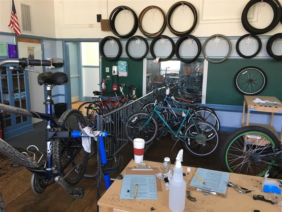 Del Valle Bike Repair and Maintenance