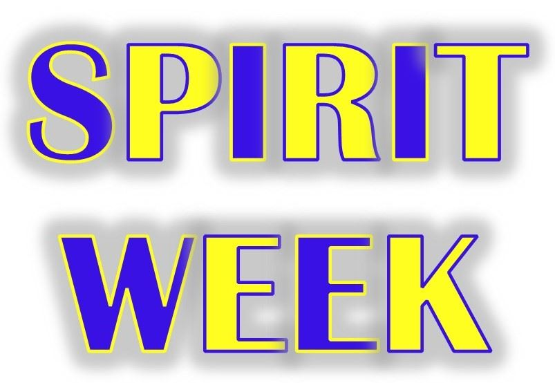 spirit week clipart