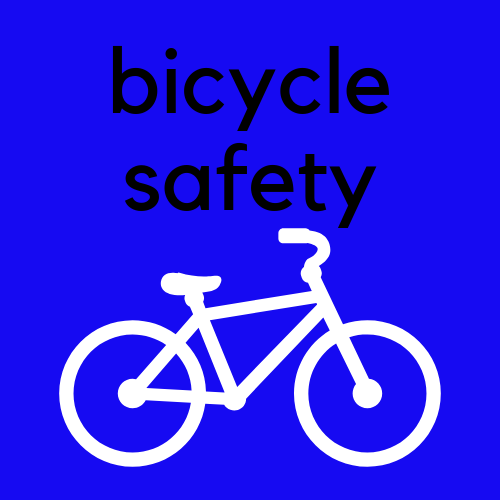 Bicycle Safety clipart