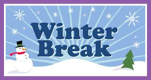 Winter break clipart