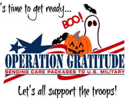 Candy Drive for our Troops a Success