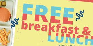 Free Breakfast and Lunch