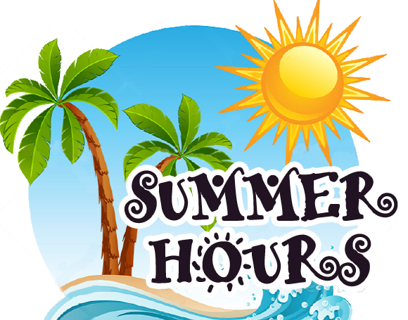 Office Hours for Summer 2019