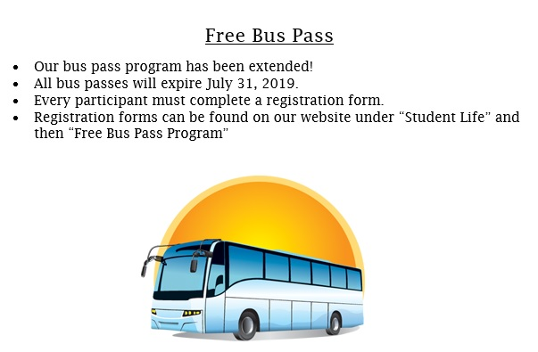 LAVTA Free Bus Pass