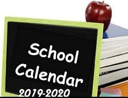The 2019-20 District Calendar is HERE!