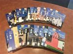 21 book set of California Missions
