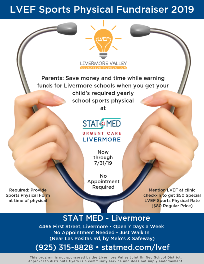 LVEF/Stat-Med Flyer