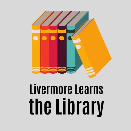 Livemore Learns the Library Logo