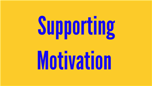 Supporting Motivation