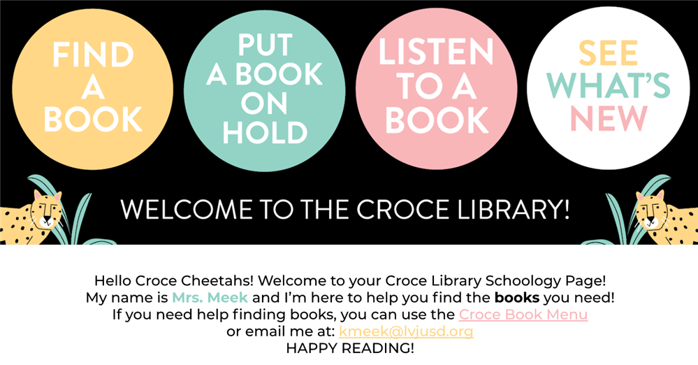 Croce Library